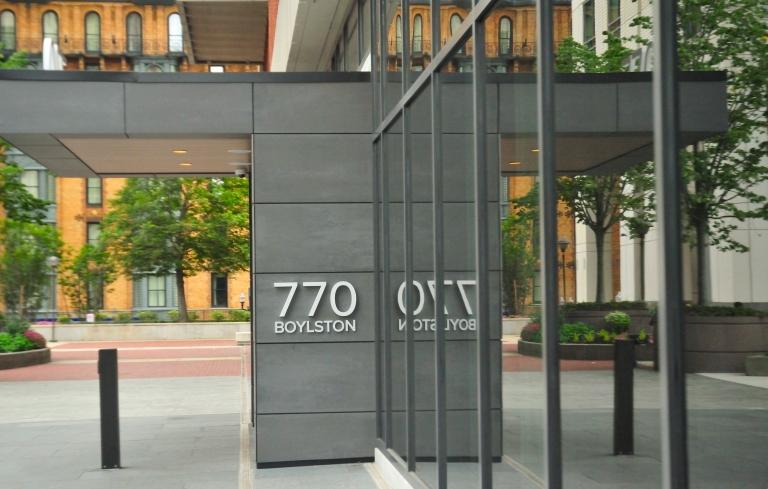 770 Boylston Street